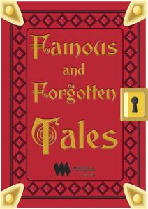 Couverture de livre: Famous and Forgotten Tales (anglais)